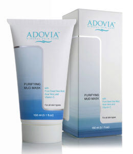 Adovia Dead Sea Mud Mask