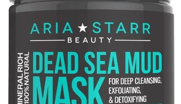 Aria Star Dead Sea Mud Mask