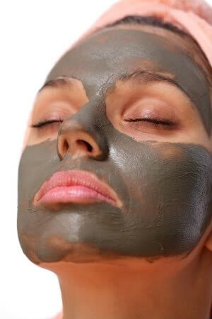 Facial Mask with Dead Sea Mud for Men & Women Reduces Acne & Blemishes by Adovia Simon & Tom Silky Cleansing Argan Oil – Hydrating Cleansing Oil & Makeup Remover for Face, Lips and Eyes 150 ml. / 5.07 fl.oz (Pack of 2)